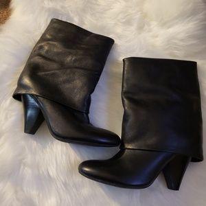 Gianni Bini leather booties